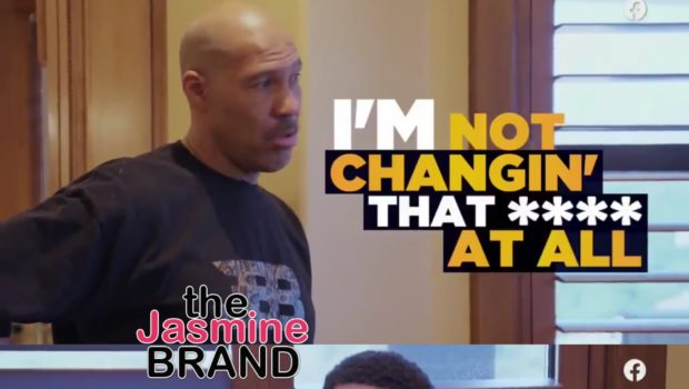 "LaVar Ball Refers To Son Lonzo As ""Damaged Goods"" During Heated Exchange Over Big Baller Brand Rebranding"