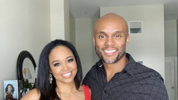 Singer Kenny Lattimore & Judge Faith Jenkins Are Engaged!