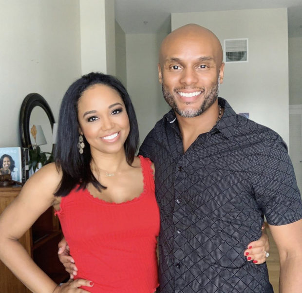Singer Kenny Lattimore & Judge Faith Jenkins Are Engaged!