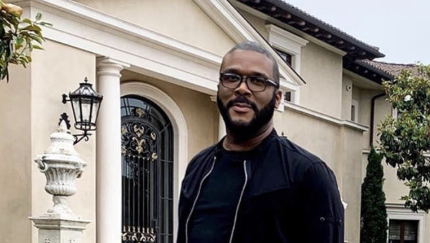 Tyler Perry Studios Will Include Compound For Homeless Women, Displaced LGBTQ Youth & Sex Trafficking Victims