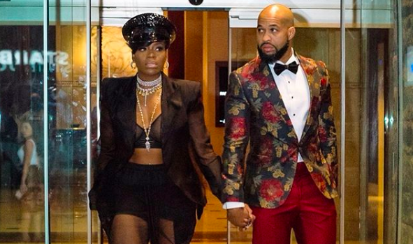Fantasia & Husband Are Expecting Their First Child Together After Experiencing Fertility Issues