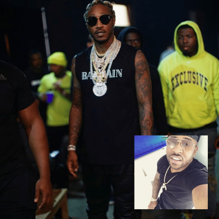 Rappers Future & Rocko End Their Feud On Stage [VIDEO]