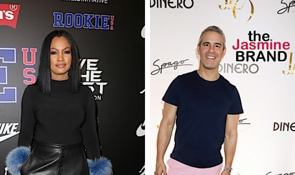 Andy Cohen Is Happy Garcelle Beauvais Is Joining 'Real Housewives Of Beverly Hills': She's Incredibly Open
