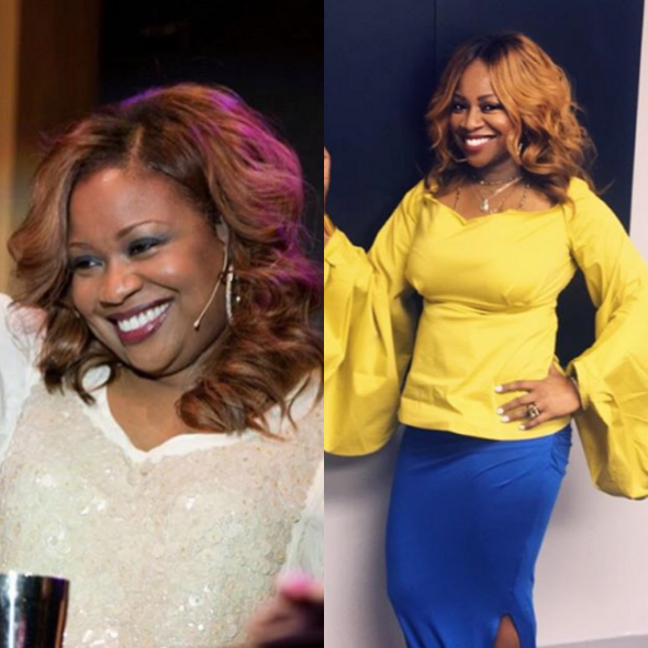 The Food Network's Gina Neely Talks Slimming Down To Size 0: I Lost 34 Pounds, Not 100!