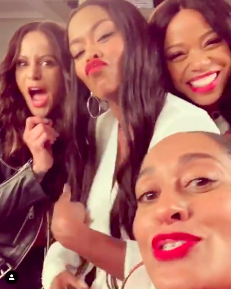 'Girlfriends' Reunites On 'Black-ish'!