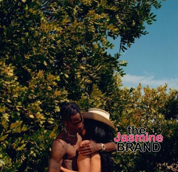 Kylie Jenner Poses Nude With Travis Scott For Playboy [Photo]