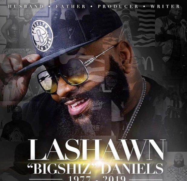 LaShawn Daniels Laid To Rest: Tasha Cobbs, PJ Morton & Israel Houghton Give Musical Tributes + Rodney Jerkins, Michelle Williams Attend [Photos]