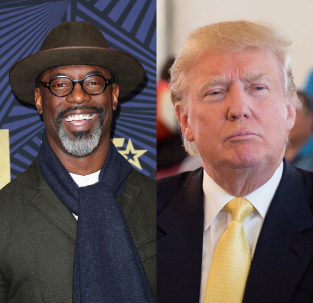 Actor Isaiah Washington Is Walking Away From Democratic Party, Supports Donald Trump