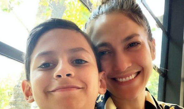 J.Lo's 11-Year-Old Son Will Walk Her Down The Aisle When She Marries A.Rod