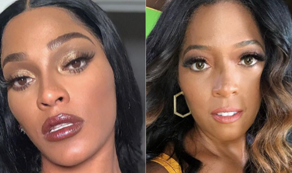Joseline Hernandez Shades Toya Bush-Harris Tax Woes On New 'Married To Medicine'