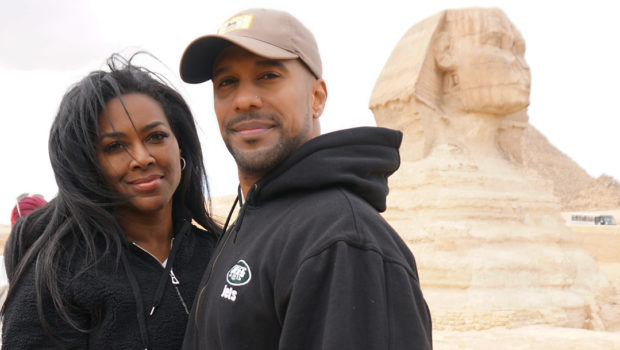 "Kenya Moore On Her Split From Marc Daly: ""I Don't Think It's Hit Me Yet That We're Not Actually Together"""