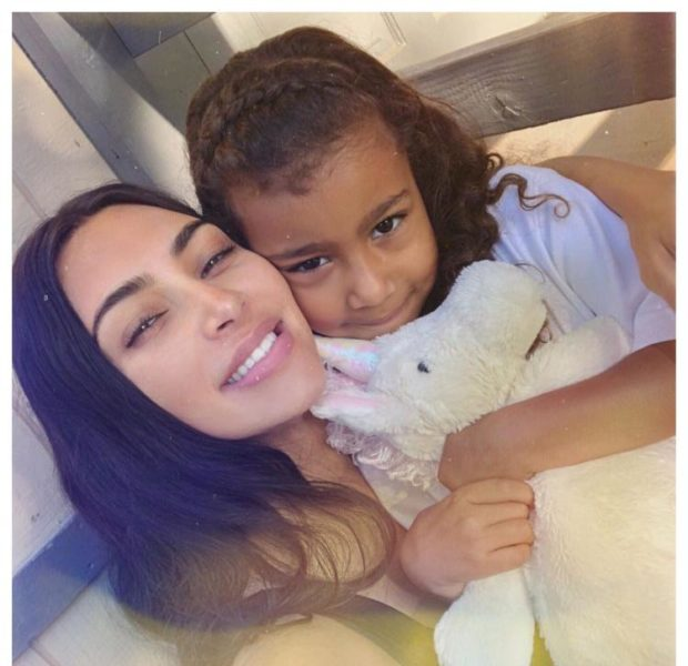 Kim Kardashian Says Daughter North West Tried To Bite & Fire Her Nanny