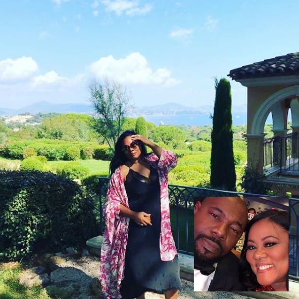 Lela Rochon Returns To Social Media After Husband's Alleged Cheating Scandal 'God Is Good'