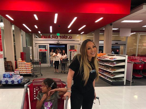 Mariah & Her Daughter Hit Target, Offset Sweetly Holds Baby Kulture, Matt Barnes Teaches Twin Sons Self Care + Teyana Taylor, Kelly Rowland, Blac Chyna [Celebrity Parents]