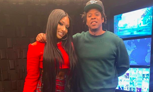 "Megan Thee Stallion Signs W/ Roc Nation, Carl Crawford Says ""Blogs Don't Understand"" + Inks Deal With J.Prince"