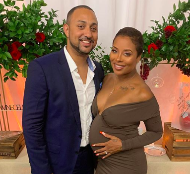 Eva Marcille & Husband Michael Sterling Welcome Baby Boy, Maverick + Eva's Sweet Message