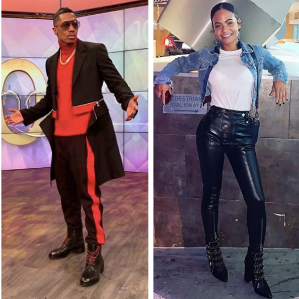 Nick Cannon Reacts To Christina Milian's Claims She Caught Him Cheating 'You Have To Be In A Relationship To Cheat'