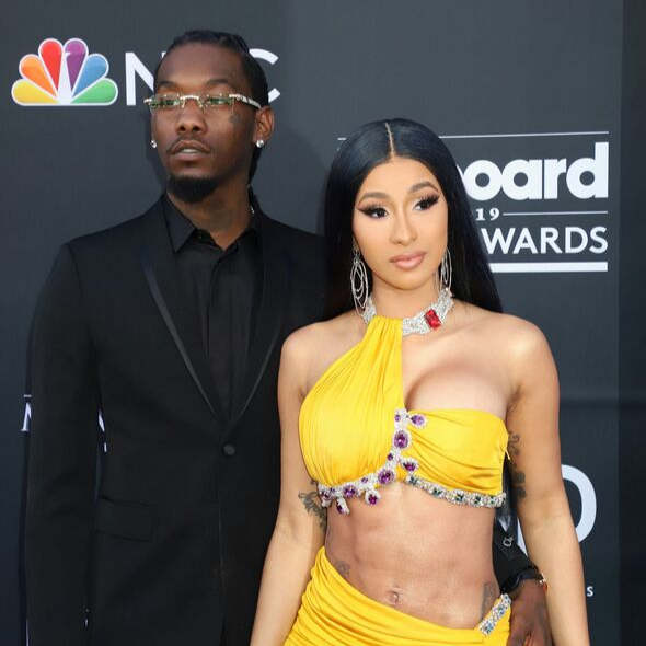 Cardi B Addresses Offset Divorce Rumors: I Have Not Shed Not One Tear