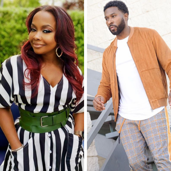 Phaedra Parks & Boyfriend Medina Islam Join 'Marriage Boot Camp', Phaedra Allegedly Wants To Move To Same City As Medina
