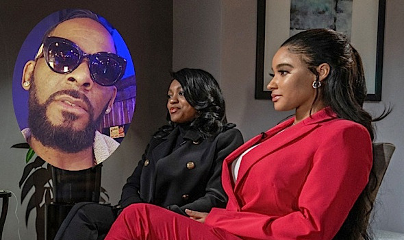 R. Kelly's Girlfriends Moving Out Of Trump Tower + Trying To Score Book Deal So Singer Can Afford Michael Jackson's Lawyer