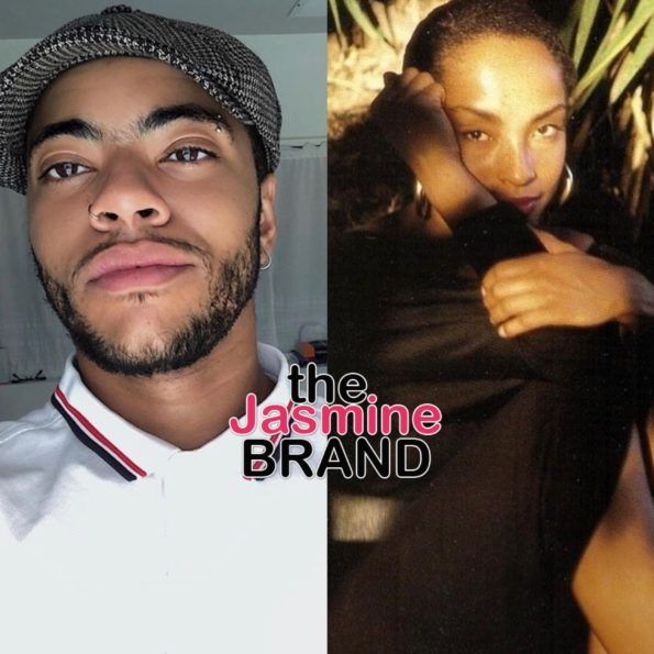 Sade's Son Hints That He's Completed His Transition From Female To Male [Photo]
