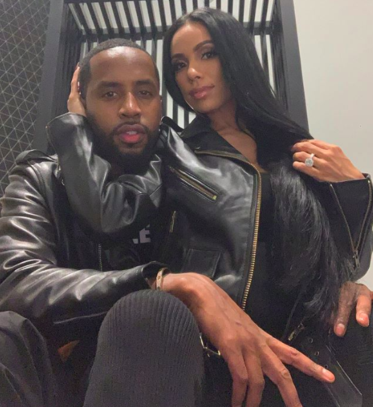 Erica Mena Posts Cryptic Message Amid Unfollowing Husband Safaree Samuels: Blessed I'm Not One Of Those Idiots