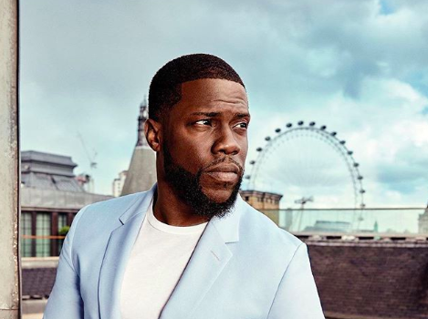 Kevin Hart Says He's A New Man After Serious Car Crash: It's A Resurrection + Talks Being More Involved W/ His Family: There's A Lot I Wasn't Doing