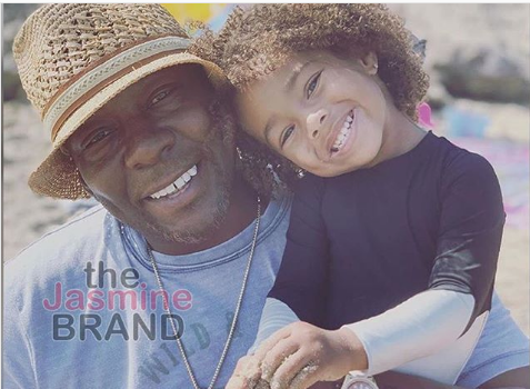 Bobby Brown Shares Holiday Photo For 1st Time, Since Sister Alleged He Was Intentionally Hit By A Car