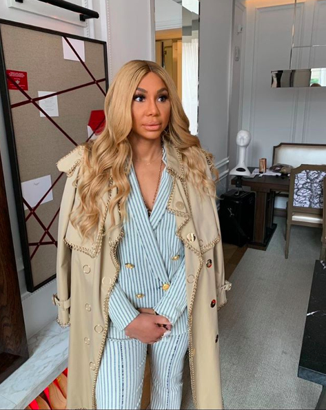 Tamar Braxton's New Reality Show Postponed