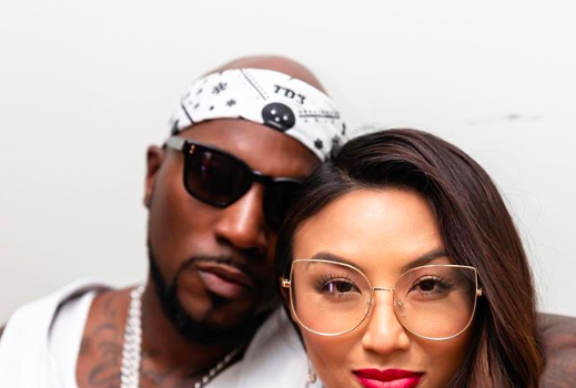 Jeezy Posts Girlfriend Jeannie Mai As His #WCW [Photo]
