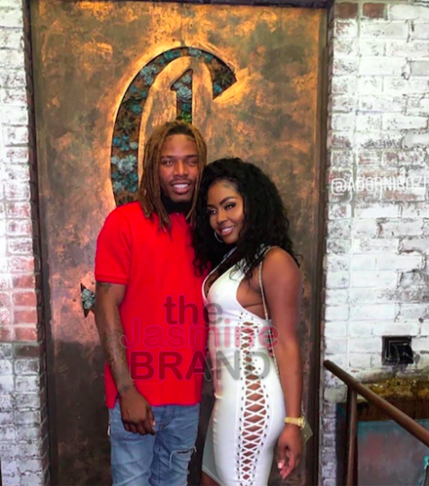 Fetty Wap Shows Off His New Rumored Girlfriend [Photo]
