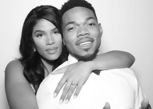 Chance the Rapper's Wife Kirsten Corley Gives Birth To Baby No. 2 [Photo]