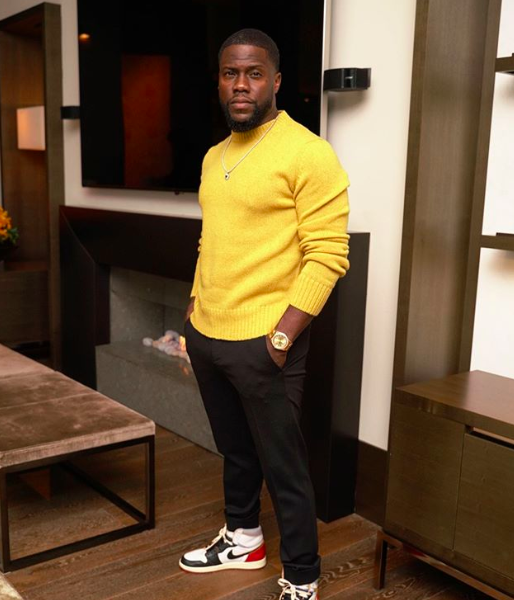 Kevin Hart Partners With Beyond Burger To Send Meals To Hospital [VIDEO]
