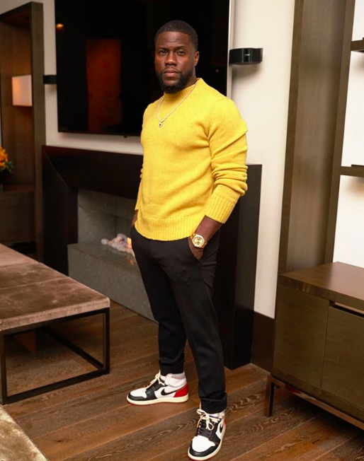 Kevin Hart S Car Was A Death Trap According To Experts