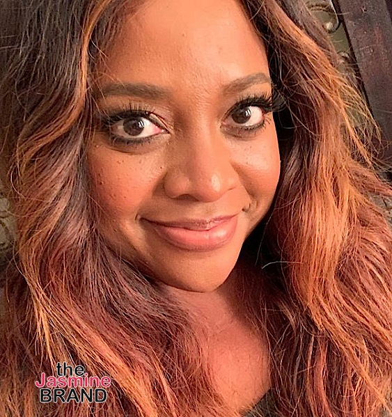 Sherri Shepherd Clowns Her Baby Daddy [VIDEO]