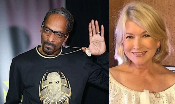 Snoop Dogg Say's He'll Never Be A Snitch & Martha Stewart Responds 'Birds Of A Feather!'