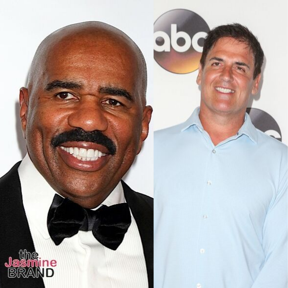 Steve Harvey & Anthem Sports Buy Majority Stake In AXS TV From Mark Cuban