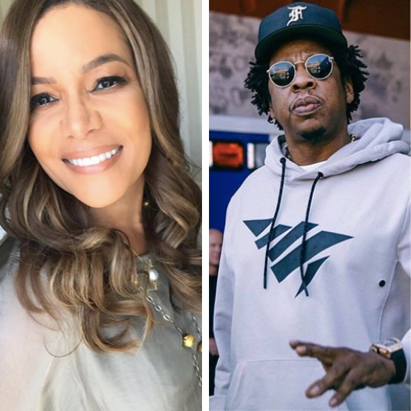 Sunny Hostin Calls Out Jay-Z: The Suggestion That We're Past Kneeling Is Ridiculous & Insensitive! [VIDEO]