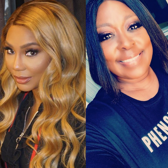 "Tamar Braxton Says ""It's Time To Get Along"", Loni Love Possibly Responds: I Just Want Folks To Stop Lying On Me"