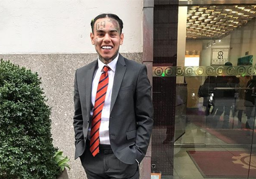 Tekashi 6ix9ine Officially Released, Leaves Jail Out Back Entrance Prior To Judge's Public Announcement