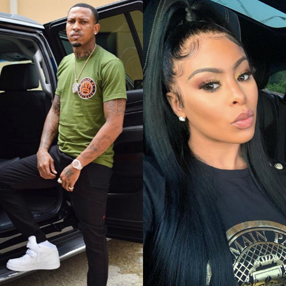 Alexis Skyy & Trouble Allegedly Split, Rapper Says: I'm Not A Love & Hip Hop N***a Who's Willing To Sacrifice My Peace For 2k An Episode'