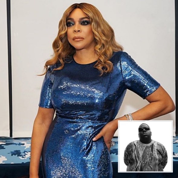 Wendy Williams Says Her Biopic Will Address Rumors She Once Hooked Up With Notorious B.I.G.