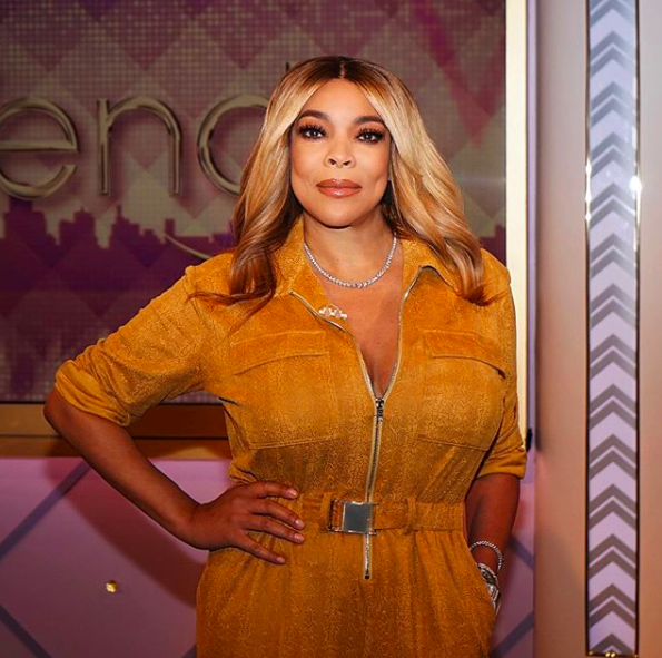 Wendy Williams Cancels Final Stand-Up Tour Stop
