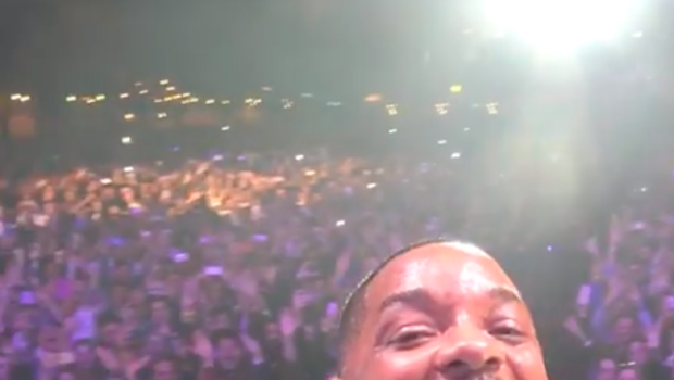 Will Smith Celebrates 51st Birthday With Epic Concert!