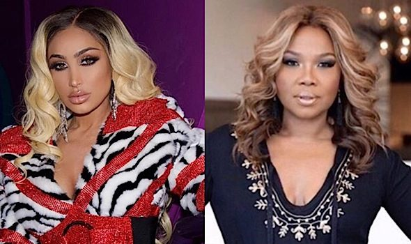 EXCLUSIVE: Angel Brinks Sues Insurance Company Over Reality Show Shoot, NOT Mona Scott-Young According To Sources