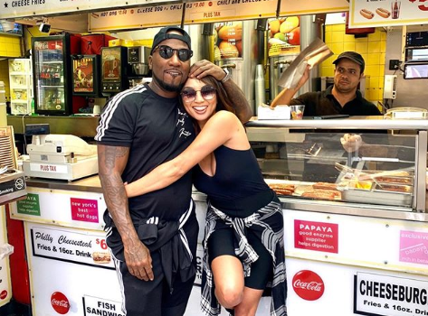 "Jeezy Gushes Over Girlfriend Jeannie Mai: ""She's Got hustle & Ambition!"""