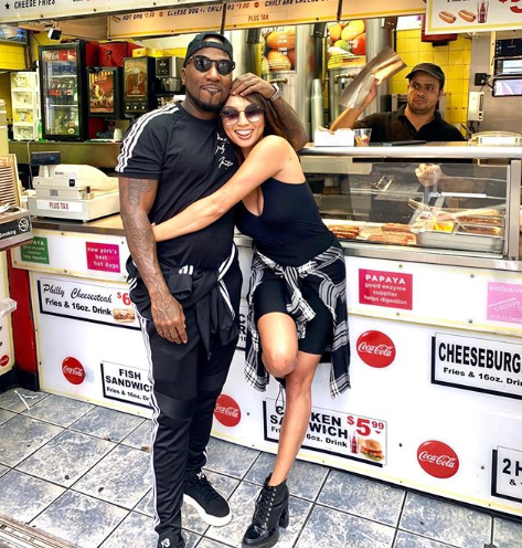 Jeannie Mai Says Jeezy Is Her 'Equal', They Went Salsa Dancing On Their 1st Date & He Gave Her Homework