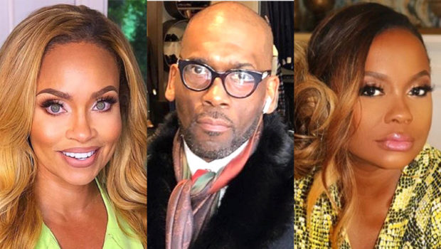 "Gizelle Bryant Is Dating Her Ex Husband Jamal Bryant Again, Addresses Rumors Of Him Being Phaedra Parks' Mr. Chocolate: ""She's Not Important!"""