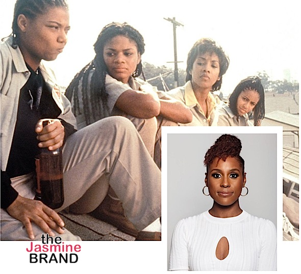 Issa Rae Denies Reports She's Producing A 'Set It Off' Remake: I Would Never Remake A Classic