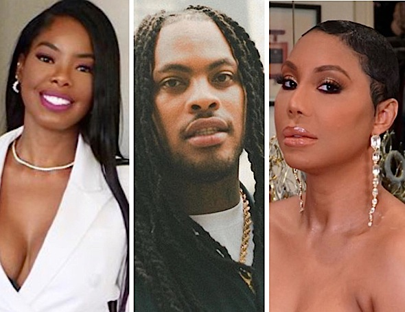 "EXCLUSIVE: Tamar Braxton, Waka Flocka & Juju Casteneda Join Vivica A. Fox, Rotimi & Jeremy Meeks In ""True To The Game 2"" Movie"